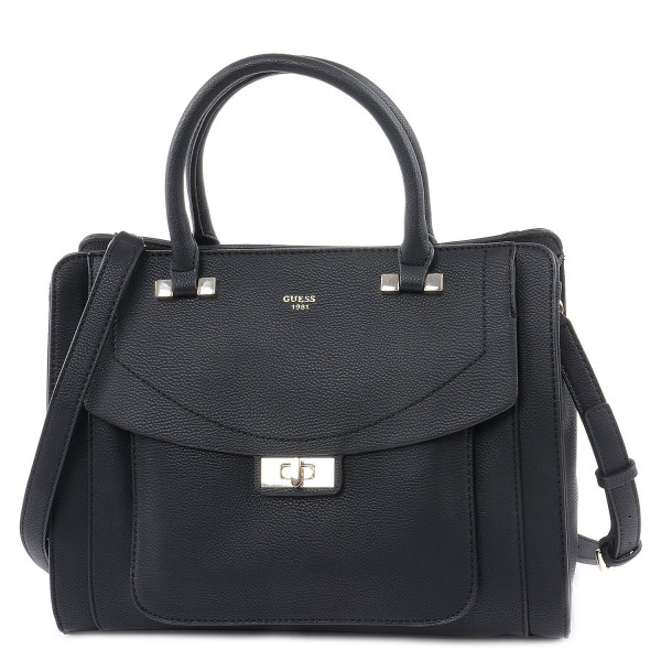 Kingsley - Girlfriend Satchel - Black