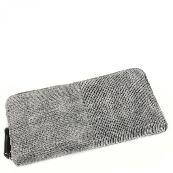 Elly - Long Wallet - Grey