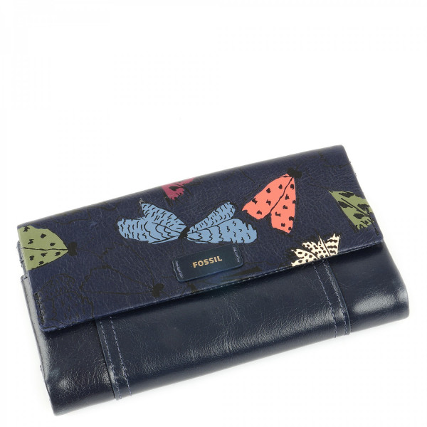 Ellis Clutch - Navy Multi