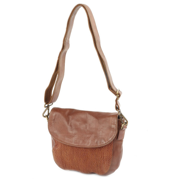 Sheep - S Shoulderbag - Cognac