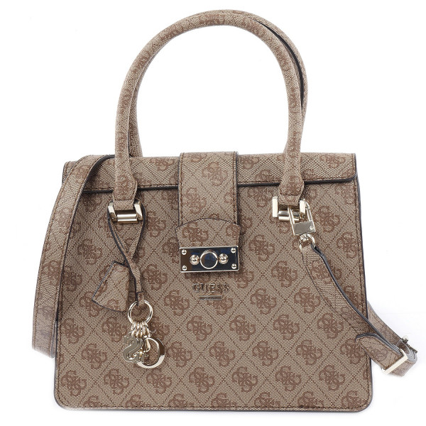 Arianna - Small Satchel - Brown