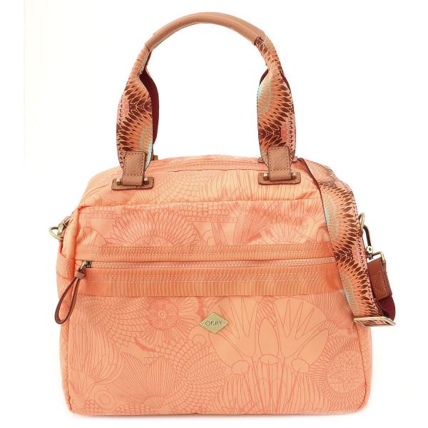 Spiro Lines - City Handbag - Marshmallow
