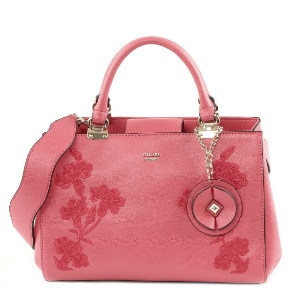 Eden - Girlfriend Satchel - Hibiscus