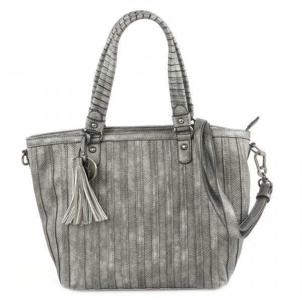 Katie May - City Handbag - Antiksilver