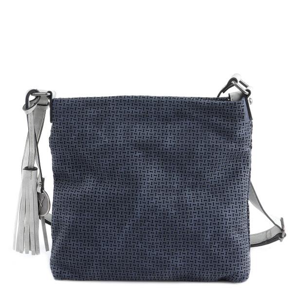 Izzy - S Flat Shoulder Bag - Blue