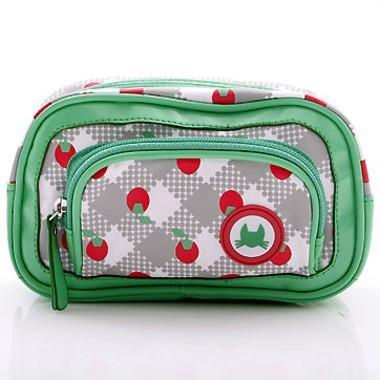 Fruity Makeup-Bag grün