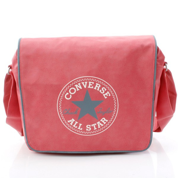 Retro Flap Bag Laptop - Pink