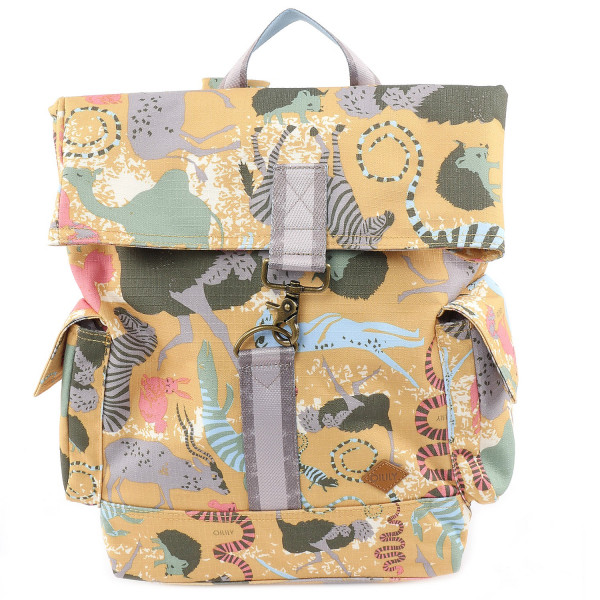 Sahara Zoo Backpack - Sunrise