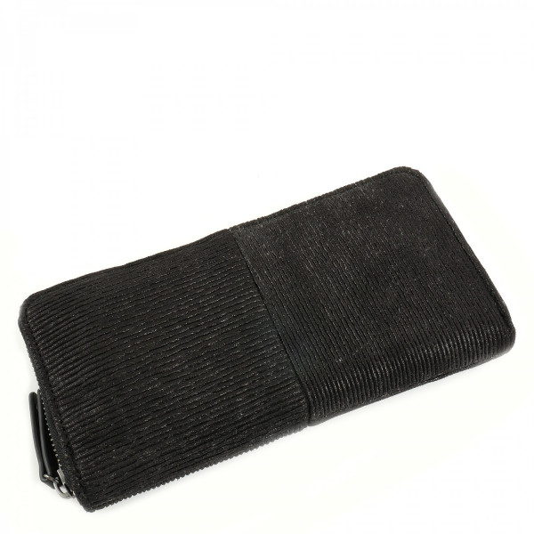 Elly - Long Wallet - Black