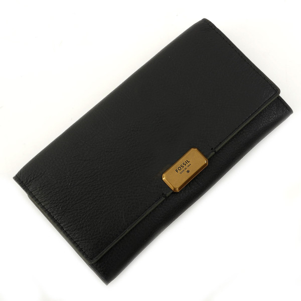 Emerson Flap Clutch - Black