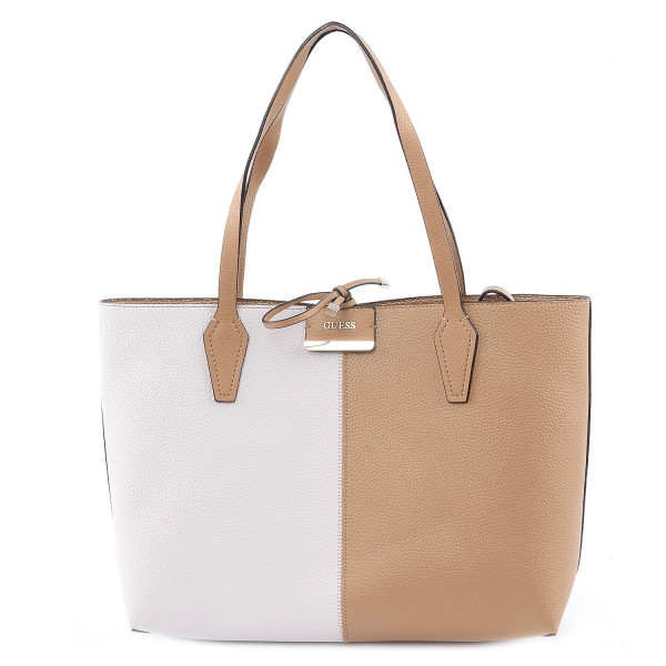 Bobbi - Inside Out Tote - Tan Gold