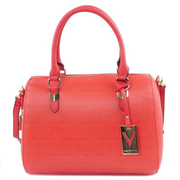 Lily Monogram Handbag - Rosso