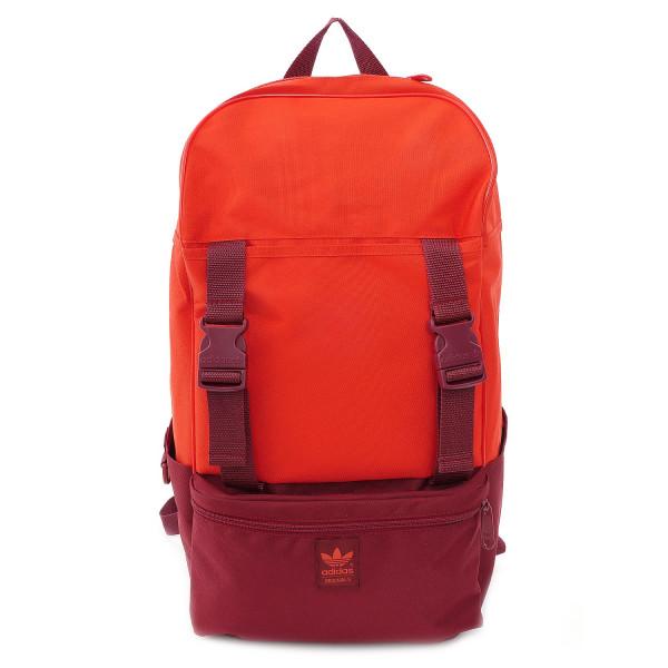 Backpack Plus - Red / Burgundy