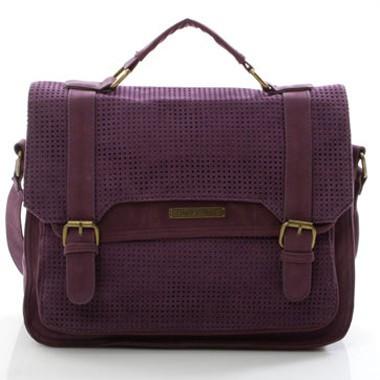 Forster Shoulder Bag Plum