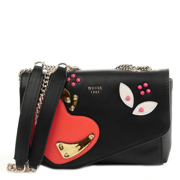 Fruit Punch - Convertible Crossbody - Black