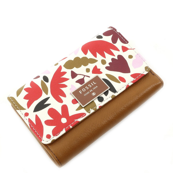 Dawson Printed Leather - Multifunction - Pink Floral