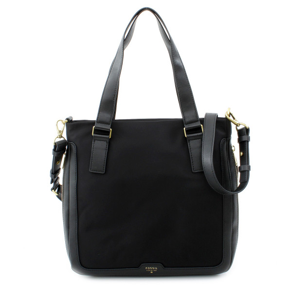 Preston Nylon Shopper - Black