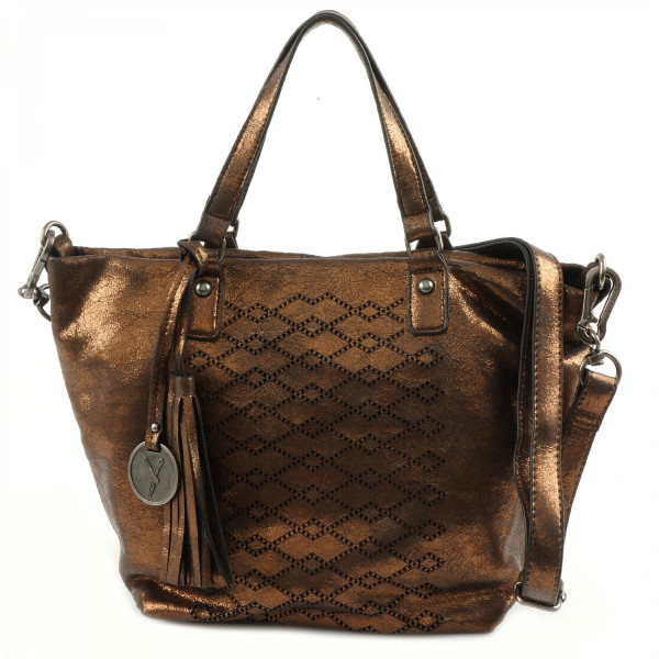 Sherry - S Handbag - Bronze