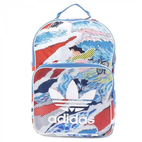 Sunny Venice Beach Backpack - Multicolor