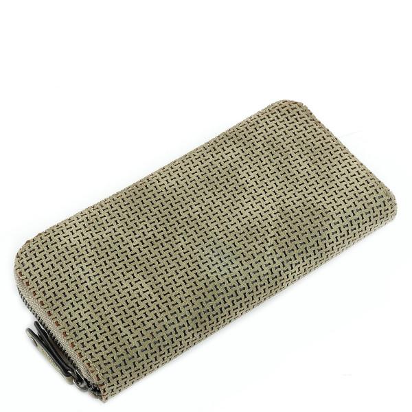 Izzy - Long Wallet - Safari