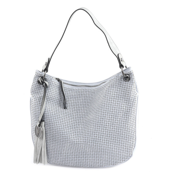 Izzy - M Hobo Bag - Light Blue