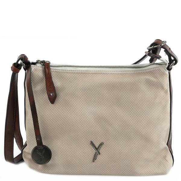 Kimmy - Top Zip Bag - Grey