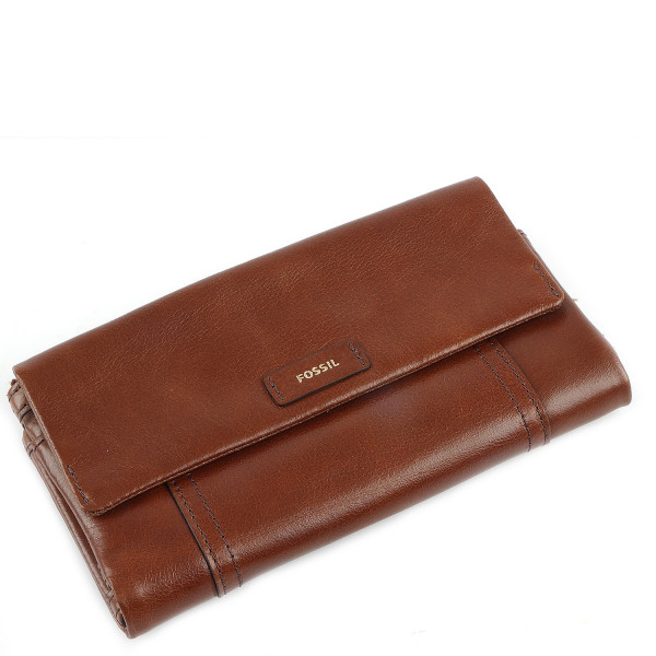 Ellis Clutch - Brown