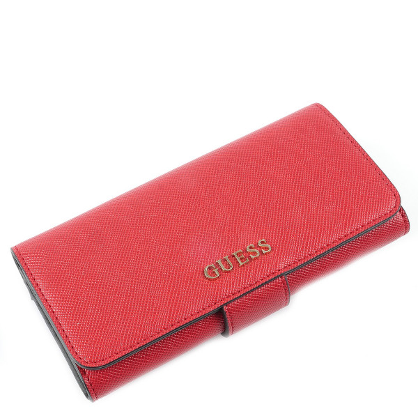 Aria - File Clutch - Red