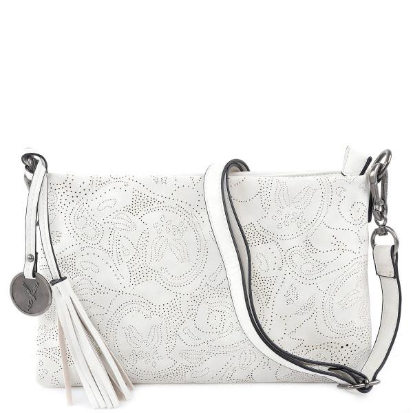Beauty - S Top Zip Bag - Offwhite