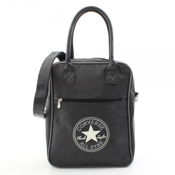 Retro Shopper Bag Black