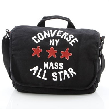 NY Shoulder Bag - Black