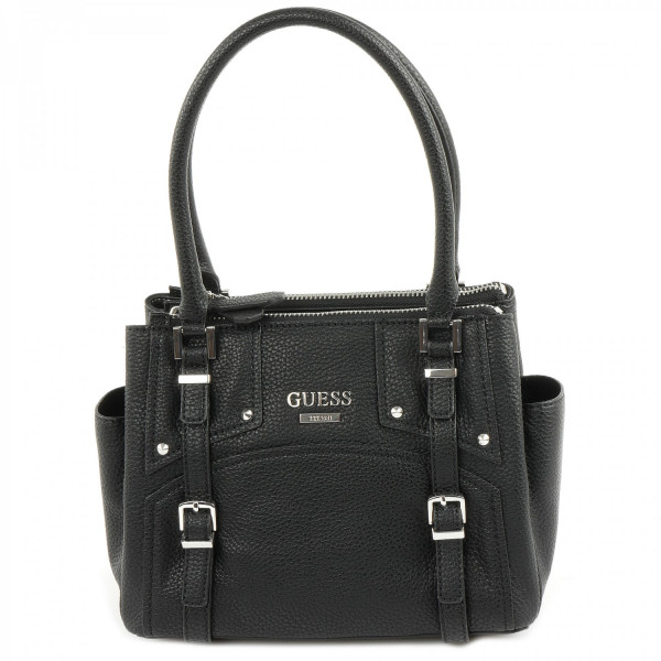 Rikki - Small Status Satchel - Black