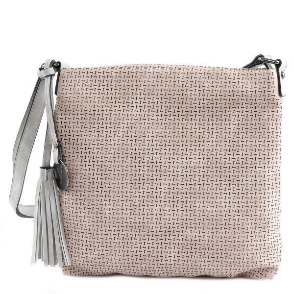Izzy - S Flat Shoulder Bag - Rose