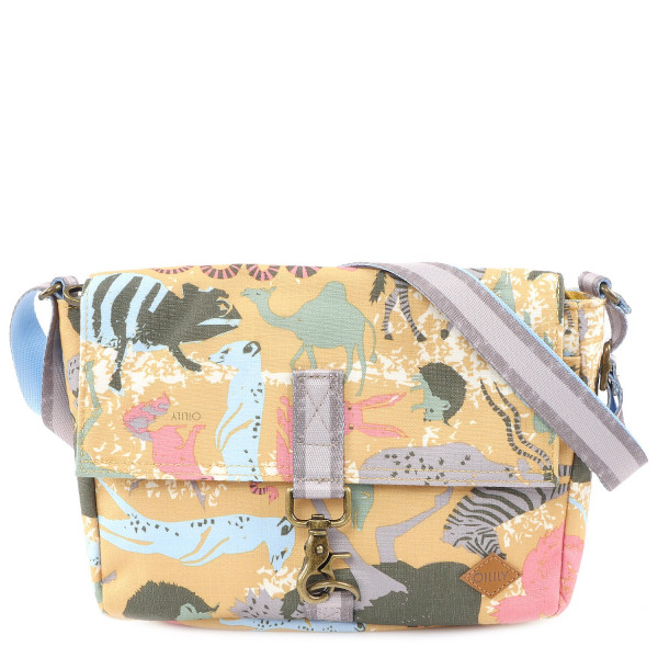 Sahara Zoo S Shoulder Bag - Sunrise