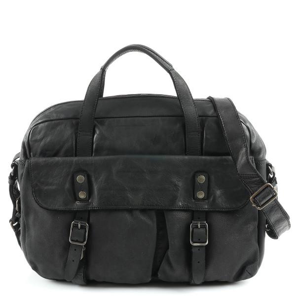 The Henriquatre - Notebook-Tasche XL - Black