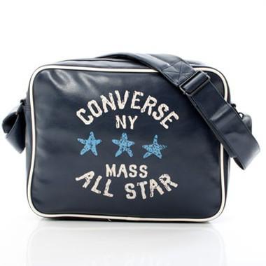New York Vintage Laptop - Blau